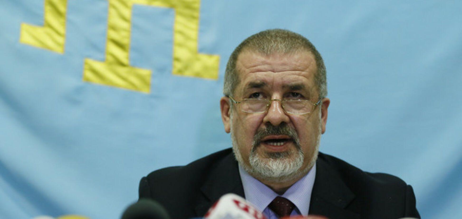 Россия возродила доктрину 'Крым без крымских татар' - Чубаров