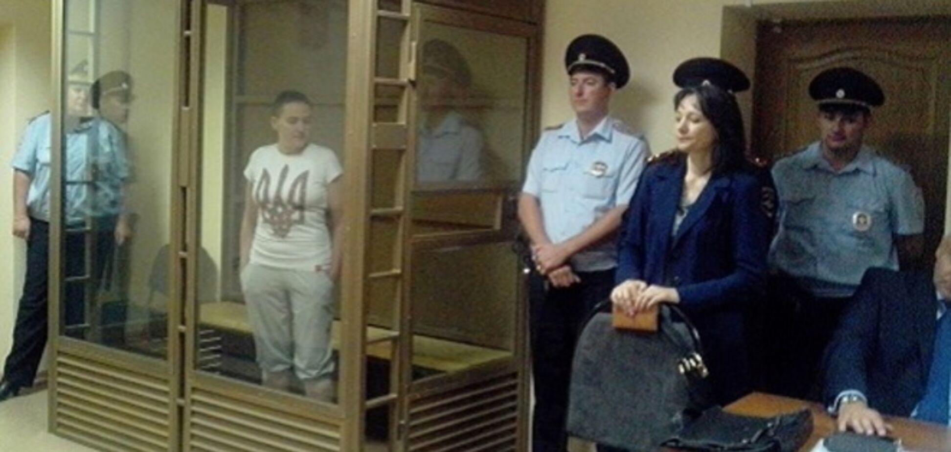 Украина потребовала от РФ срочно выяснить местонахождение Савченко