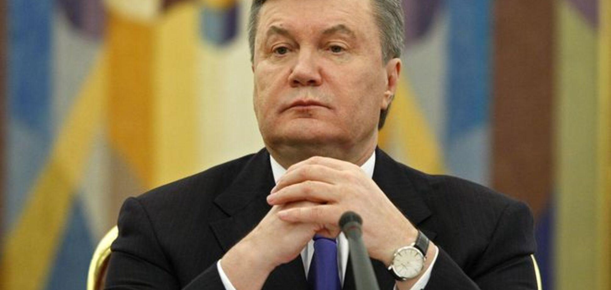 Финансовая гвардия Италии занялась Януковичем и Медведчуком