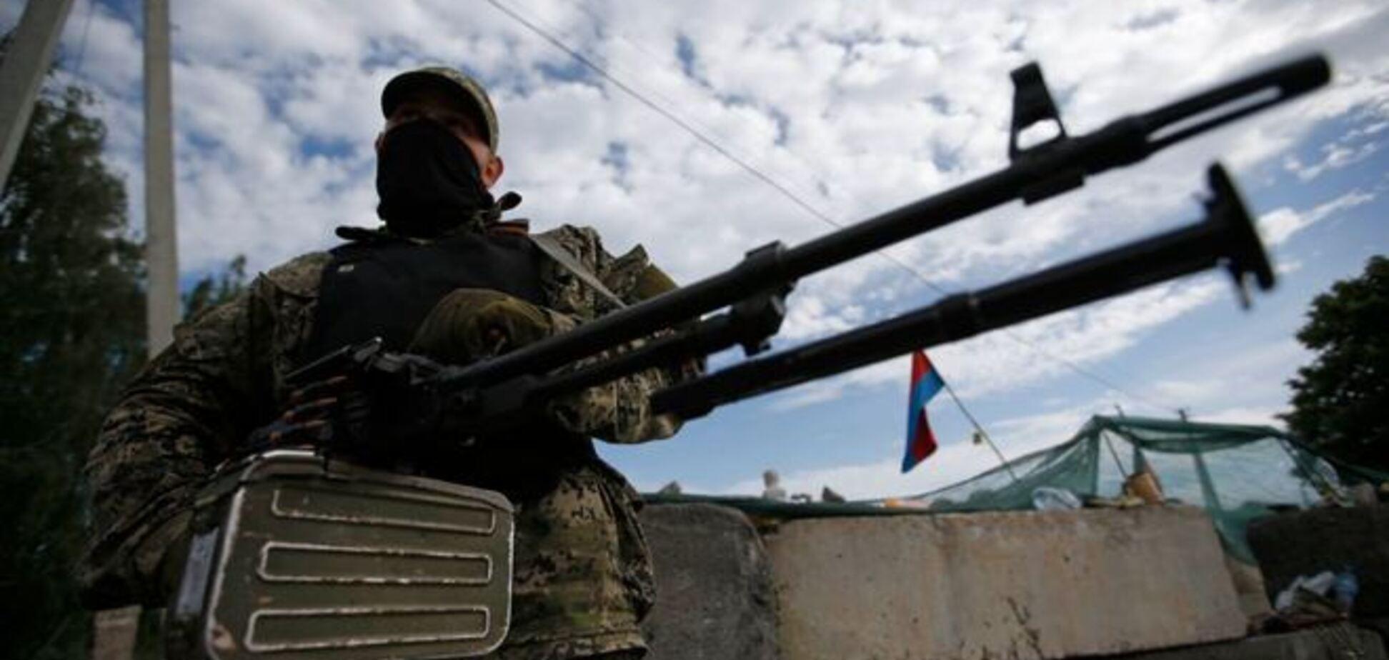 Разборки в 'ЛНР': боевики расстреляли своих же 'полевых командиров' из гранатометов