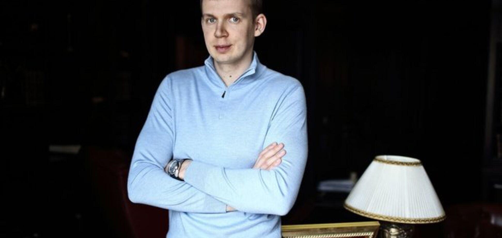 Курченко похвалился, что его активы не арестованы, и уголовных дел против него нет