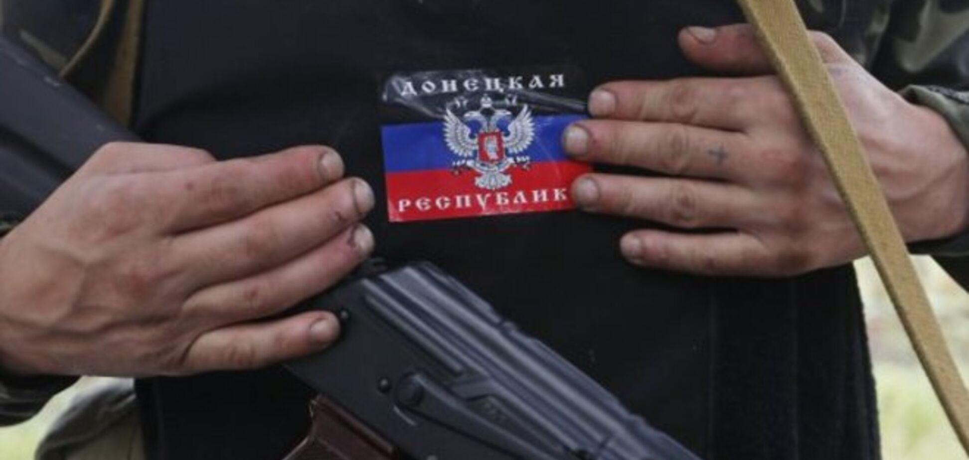 В Донецкой области задержан разведчик 'ДНР'
