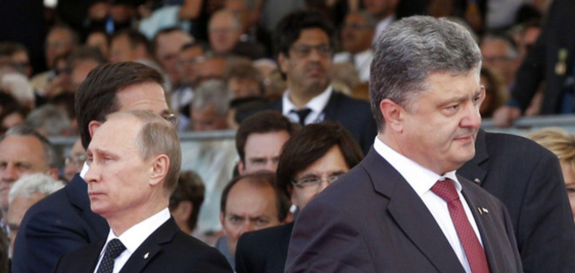 Порошенко рассказал о скорой встрече с Путиным