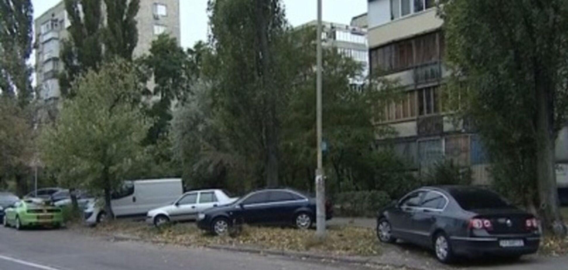 В Киеве количество автоугонов увеличилось в 10 раз