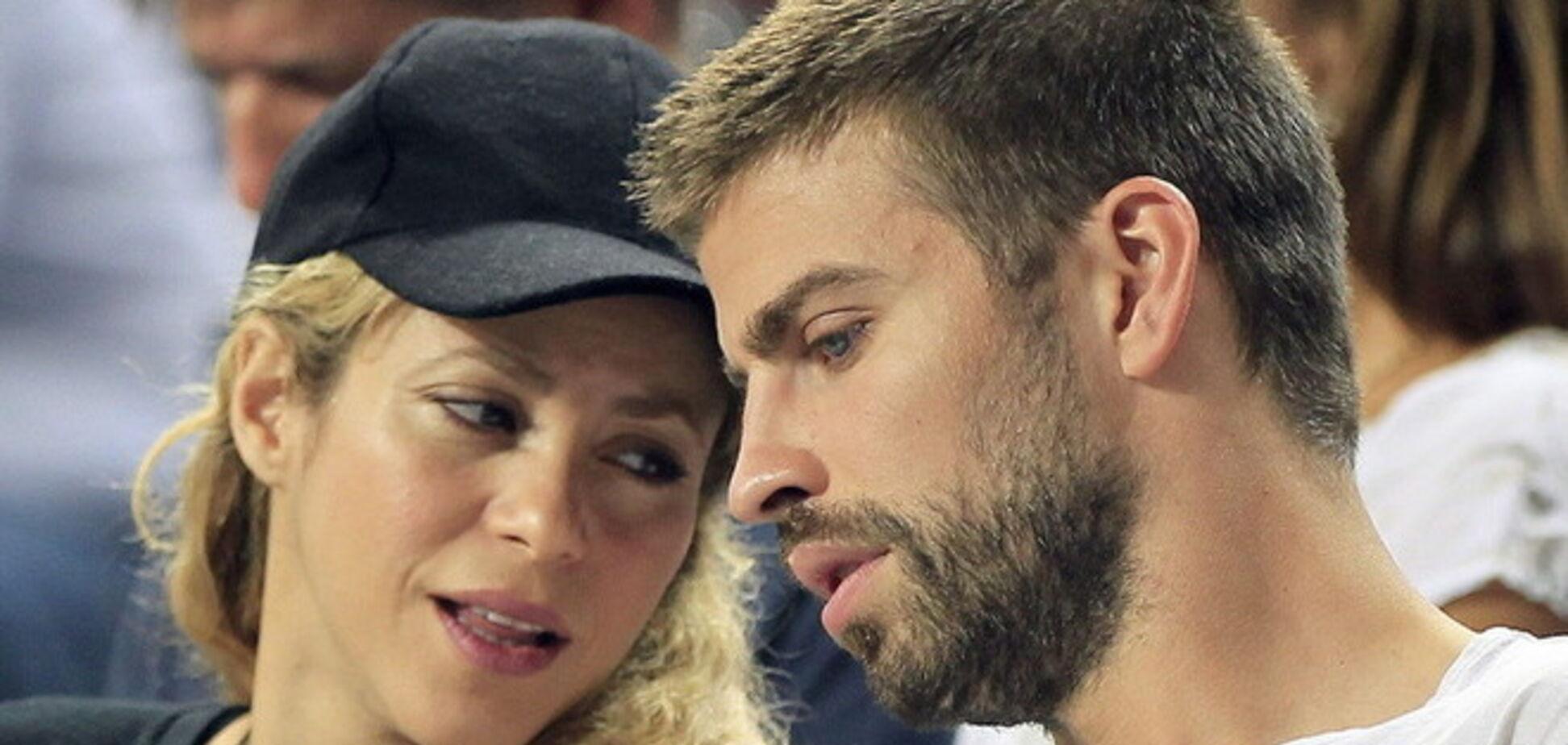 Шакира запретила мужу переходить в 'Манчестер Юнайтед'