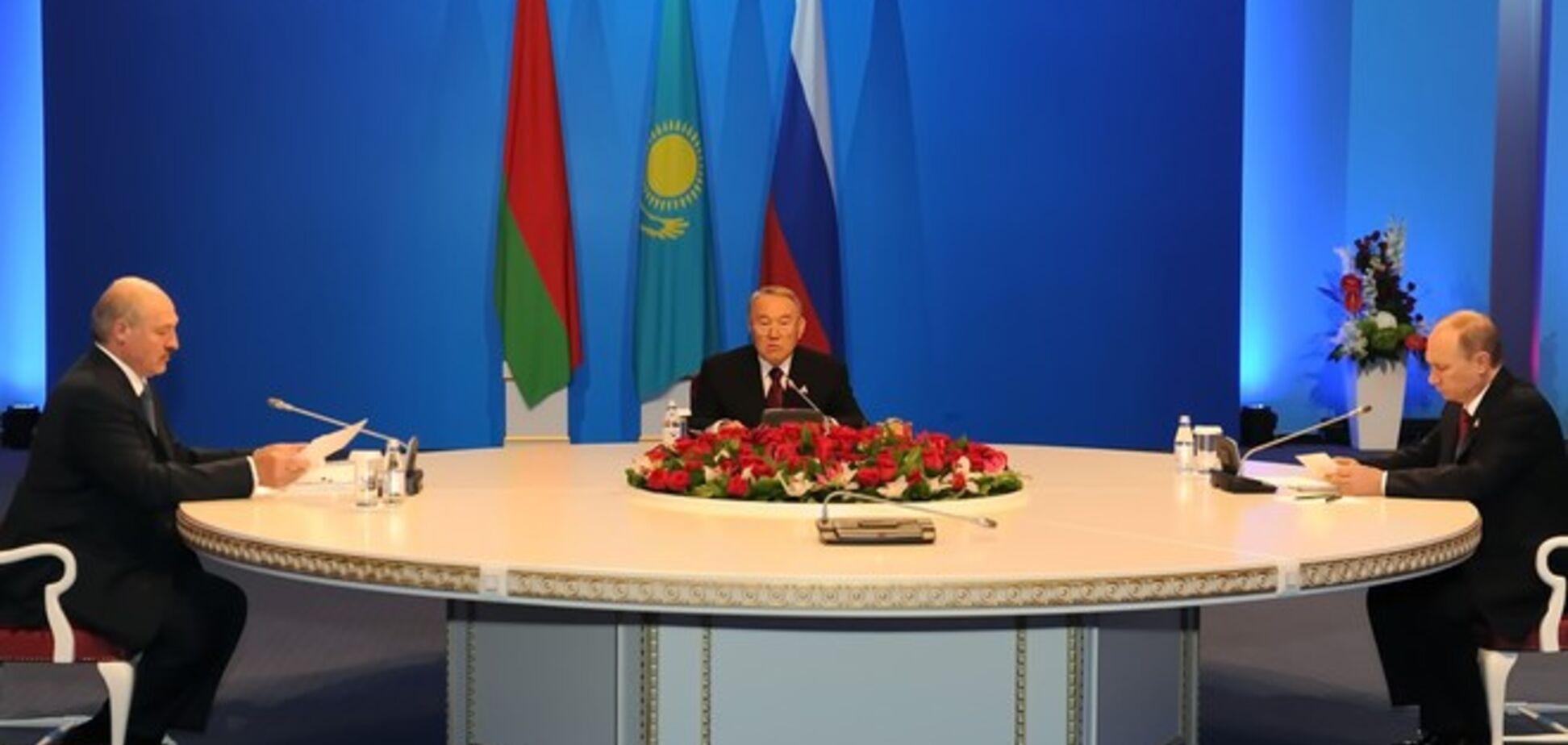 Госдума РФ ратифицировала договор о Евразийском экономическом союзе