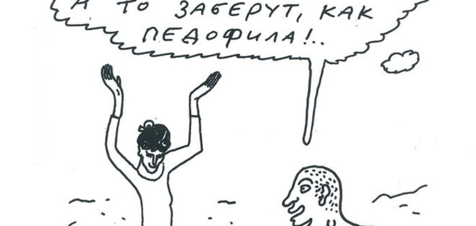 Как можно клеймить позором Бандеру, держа в руках портрет Сталина?
