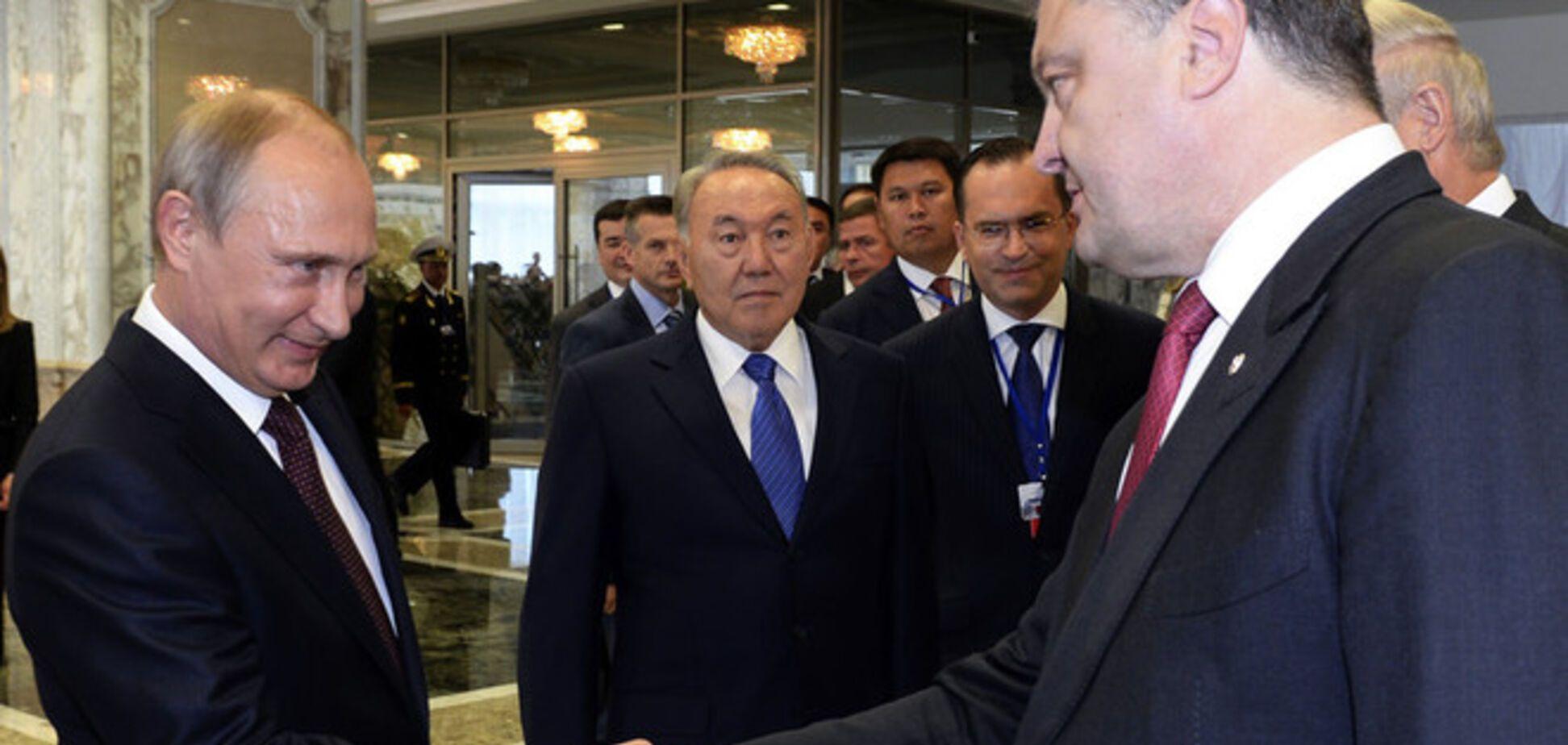 Договоренности о встрече Порошенко с Путиным оказались правдой