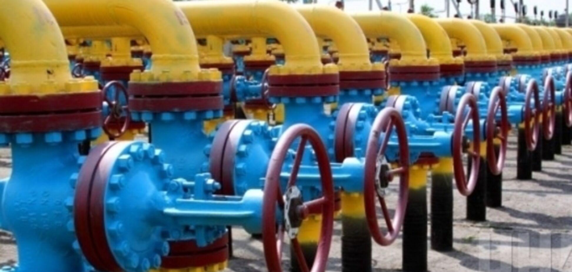 'Нафтогаз' подтвердил отключение реверса газа из Венгрии под давлением Газпрома
