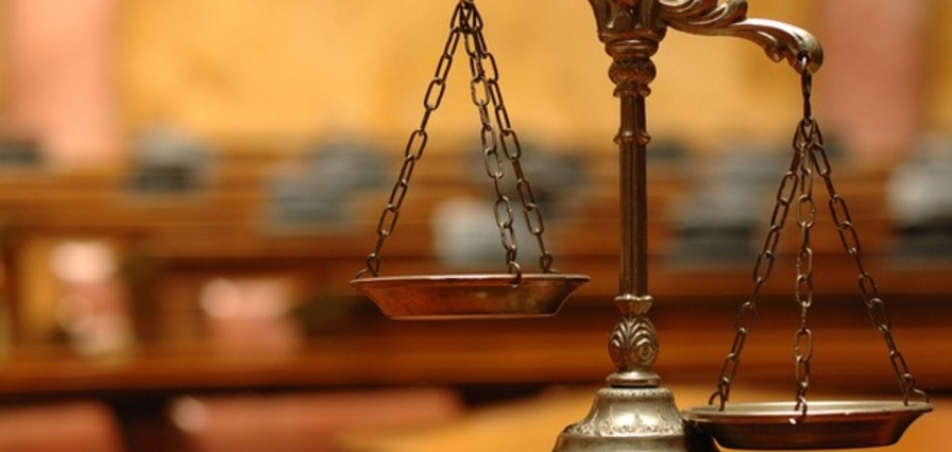 Комитет контроля госимущества потребовал люстрации двух суддей Киевского окружного админсуда