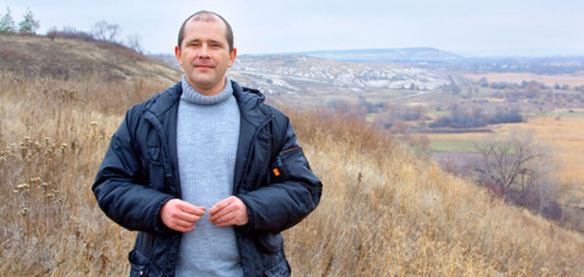 Корреспондента 'Обозревателя' Александра Белокобыльского освободили из плена террористов