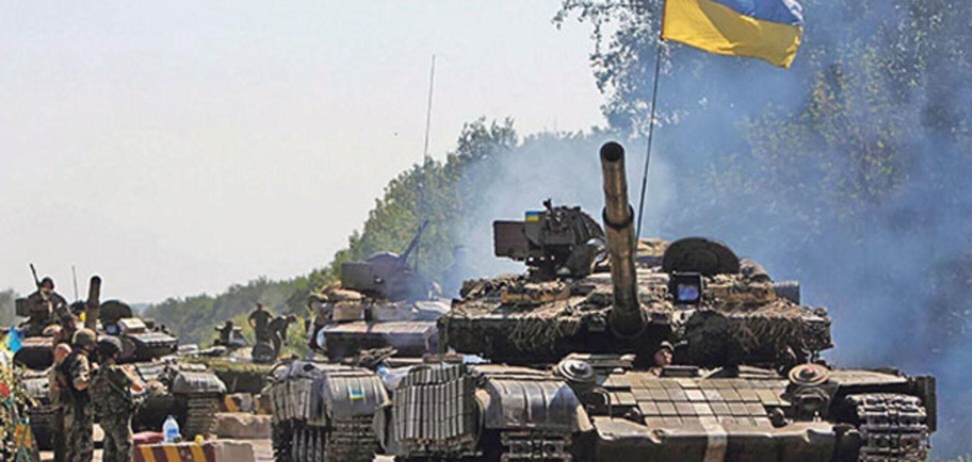 Нацгвардия получила 10 танков, которые должны были продать Конго