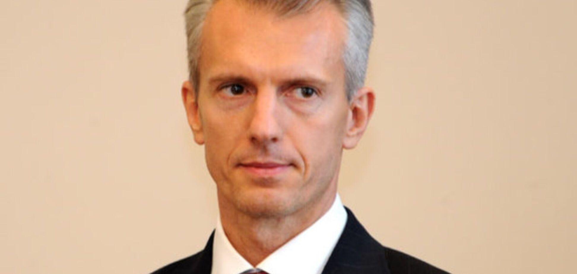 Хорошковского зарегистрировали кандидатом в нардепы на основании справок