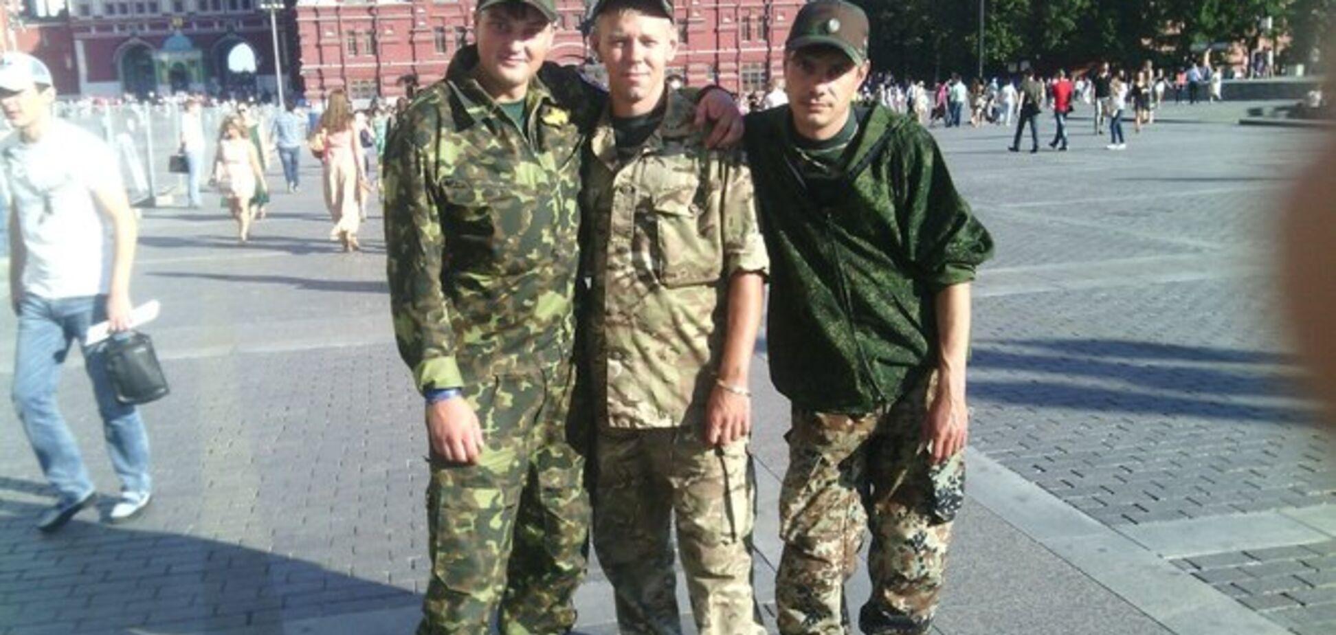 Новое подразделение террористов 'ВВС Новороссии' тренируют 'бомбометателей' на базе в Подмосковье