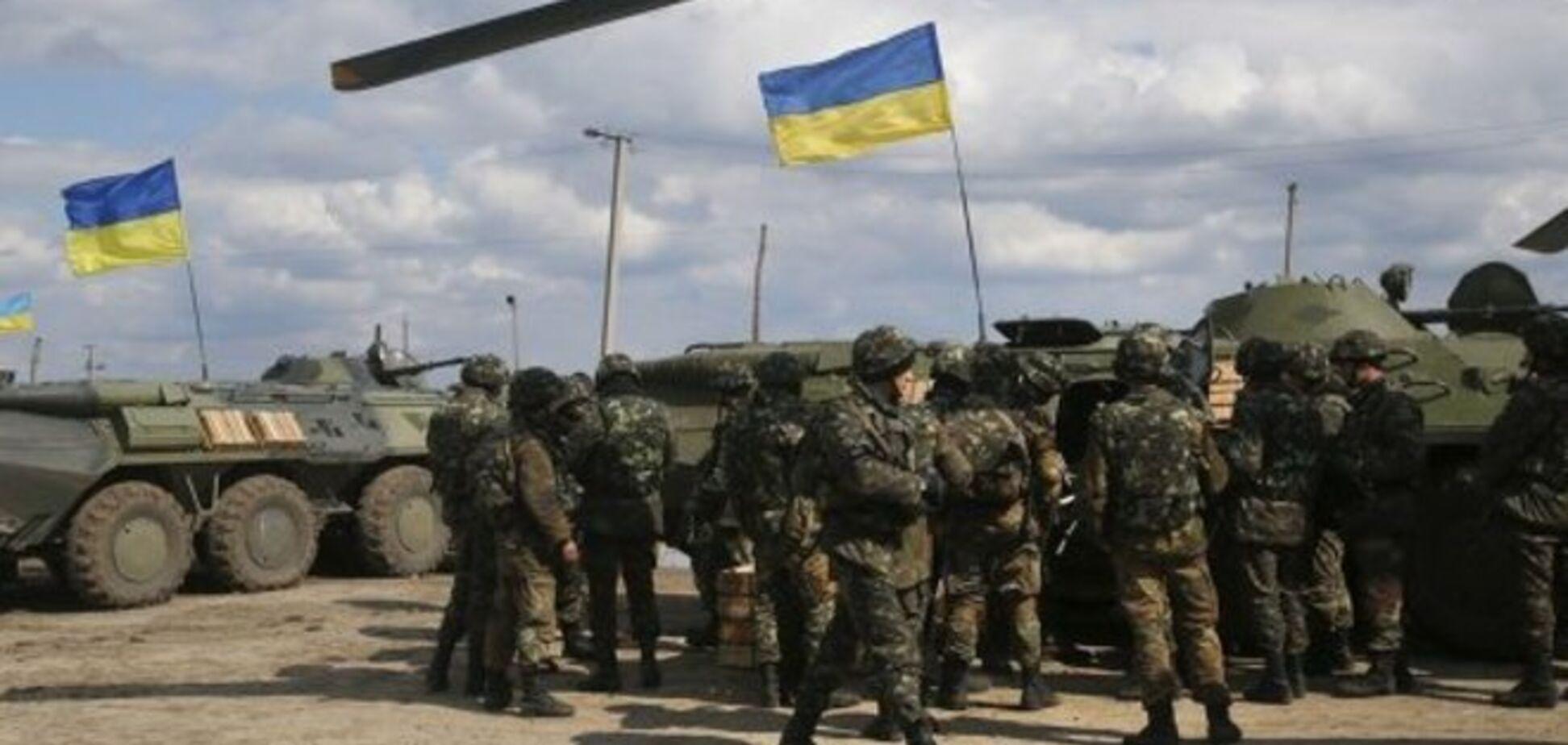 Украинские войска закончили формирование линии обороны на Волноваху  - Тымчук