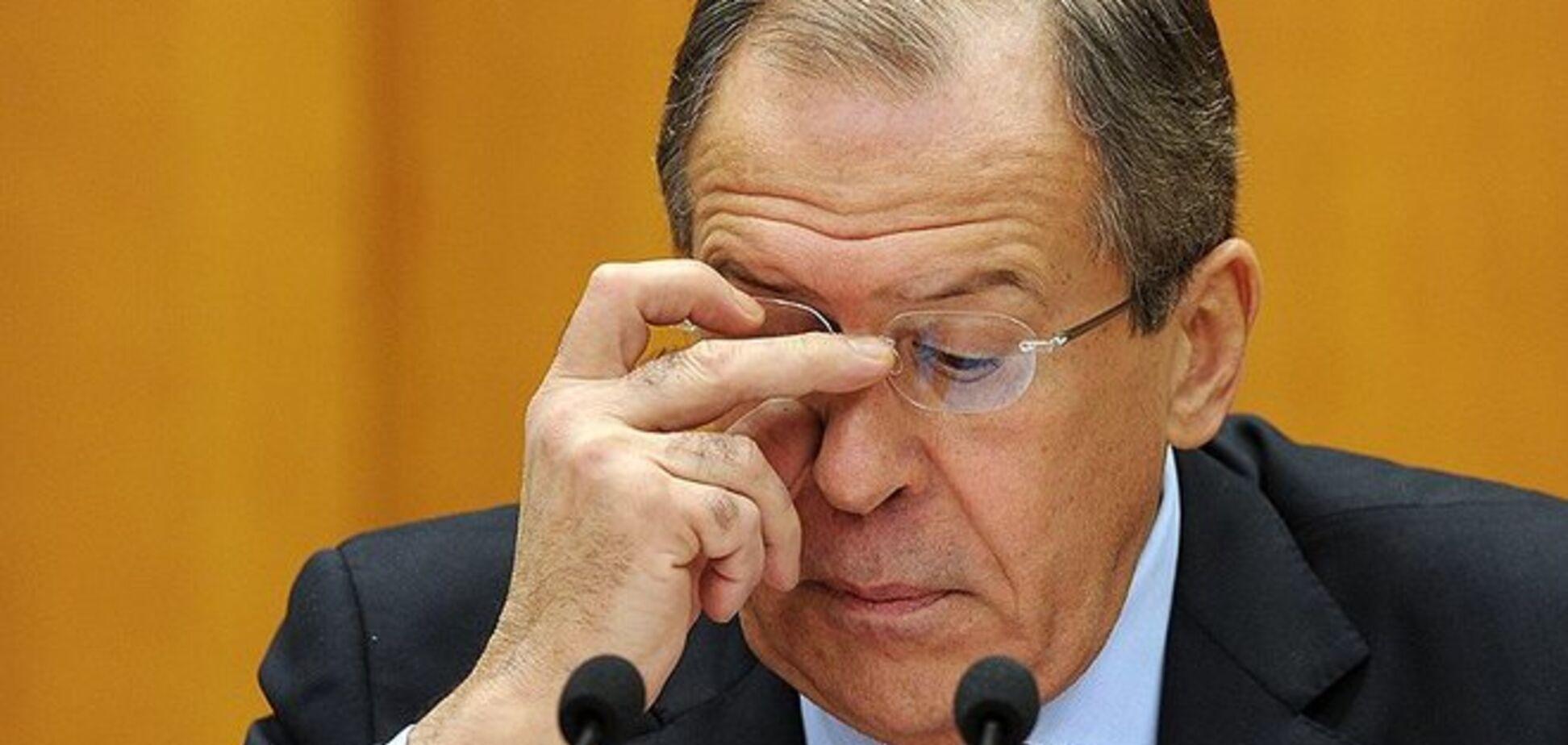 Лавров признал, что на Донбассе воюют россияне