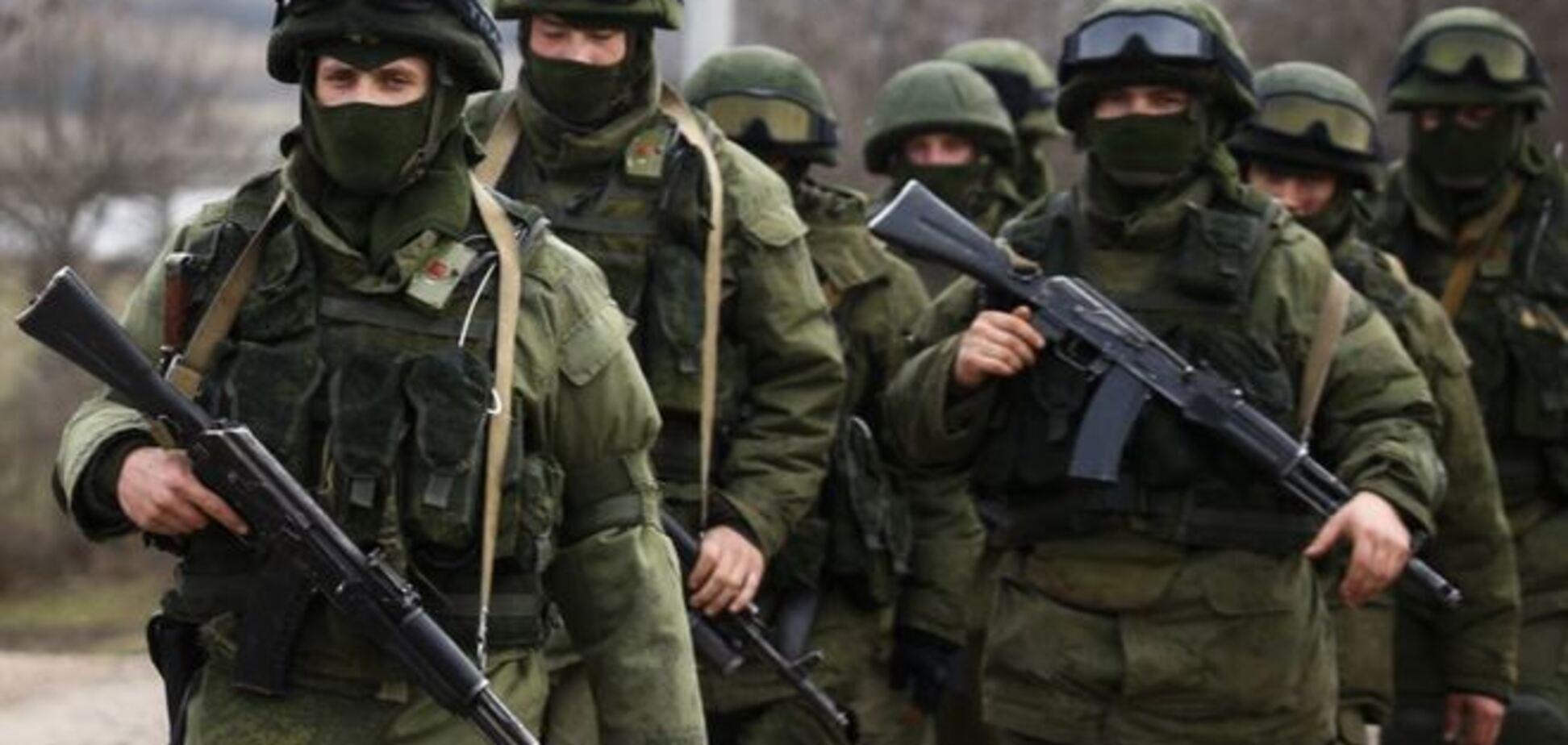 Россия стягивает войска в оккупированном Крыму поближе к Украине