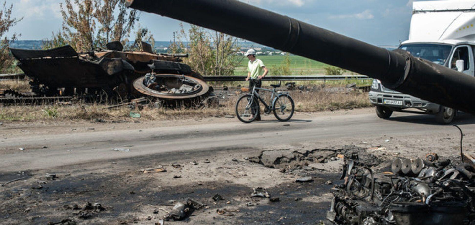 Осмелевшие жители Луганщины пишут заявления о преступлениях 'Армии юго-востока'