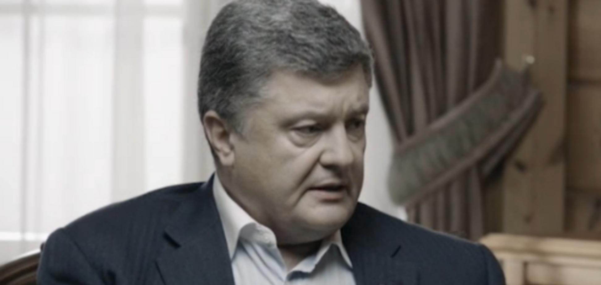 Порошенко: під загрозою був не тільки Донбас, а й весь південь України