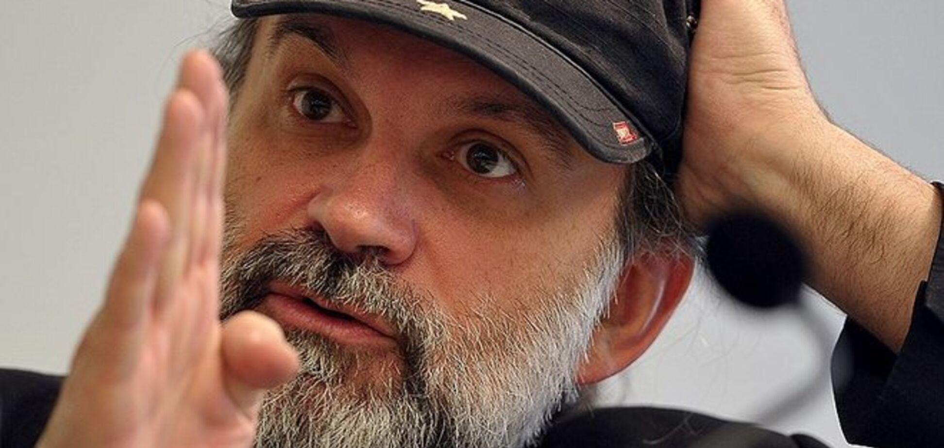 Поддержавший оккупацию Крыма режиссер Большого драмтеатра упал в оркестровую яму