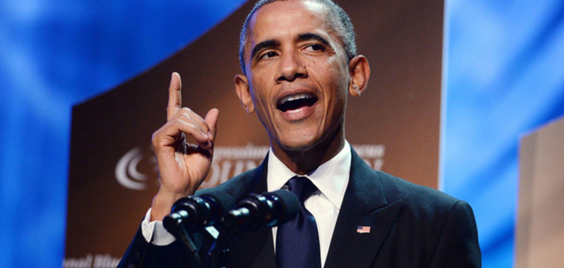 Обама заверил, что украинцы этой зимой не замерзнут