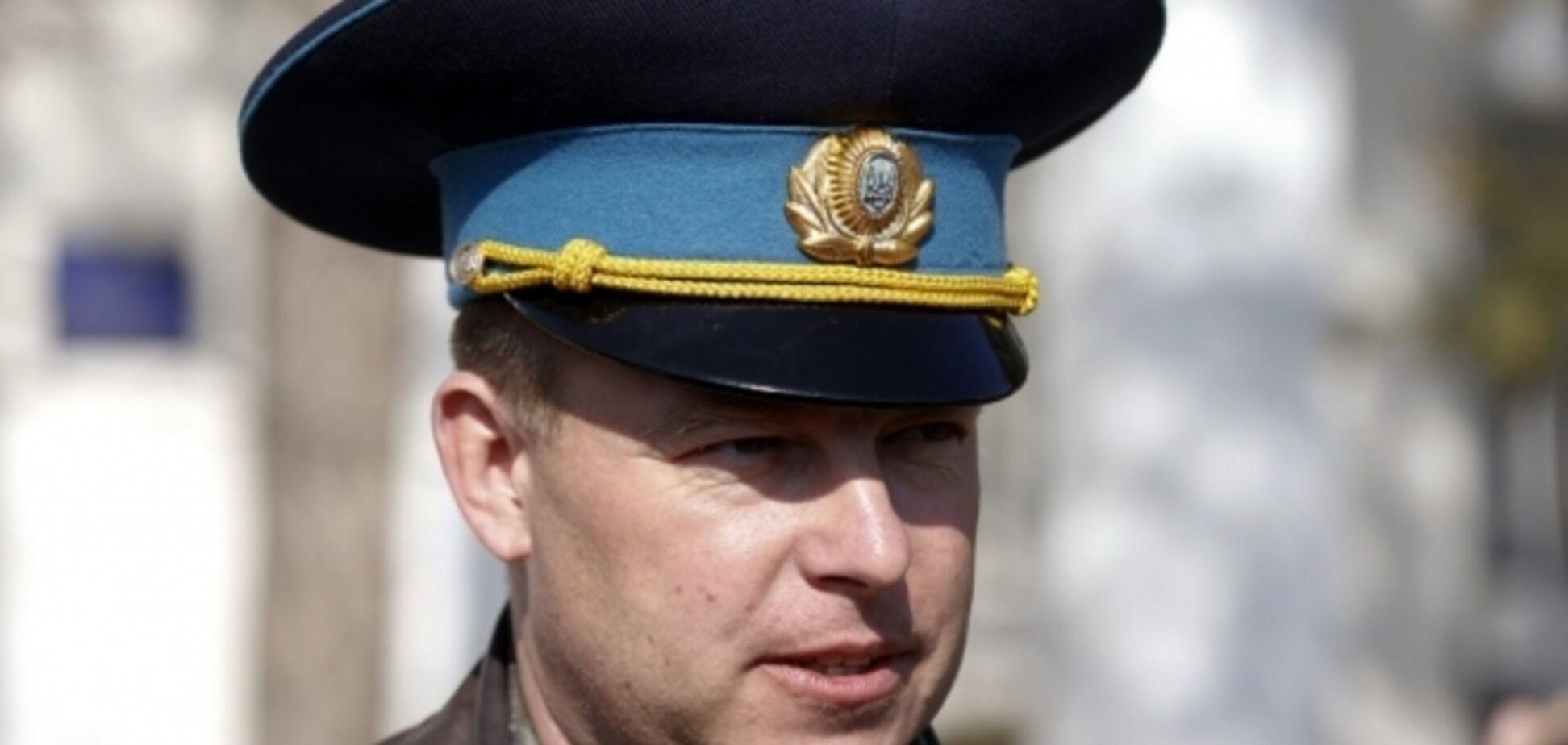 Полковник Мамчур розповів, як можна було утримати Крим