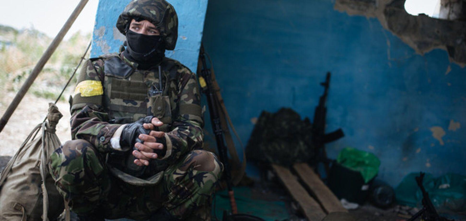 Раненого бойца АТО зарегистрировали кандидатом в нардепы прямо в больнице