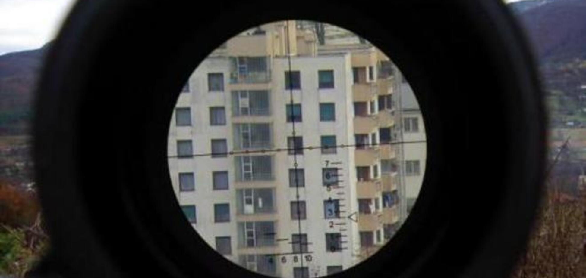 На Луганщине снайперы стреляют по мирным жителям - СМИ