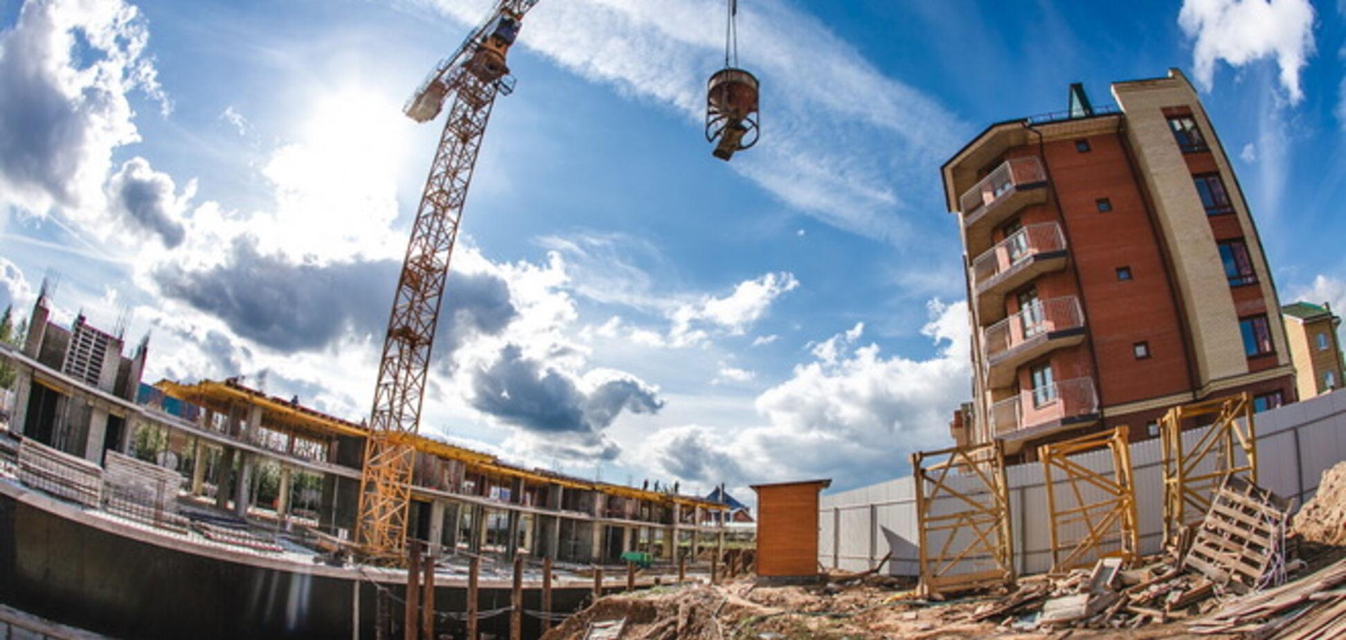 В Крыму рынок строительства рухнул на 67%