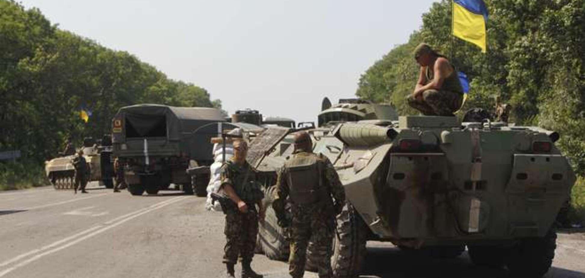 Запрещен ввоз товаров с подконтрольных террористам территорий Донбасса