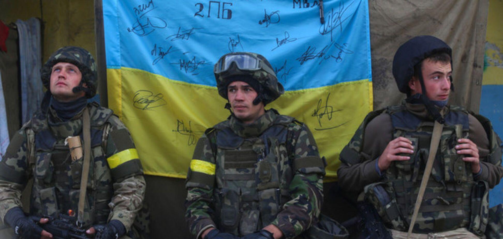 Террористы и российские наемники нанесли полсотни ударов по позициям сил АТО