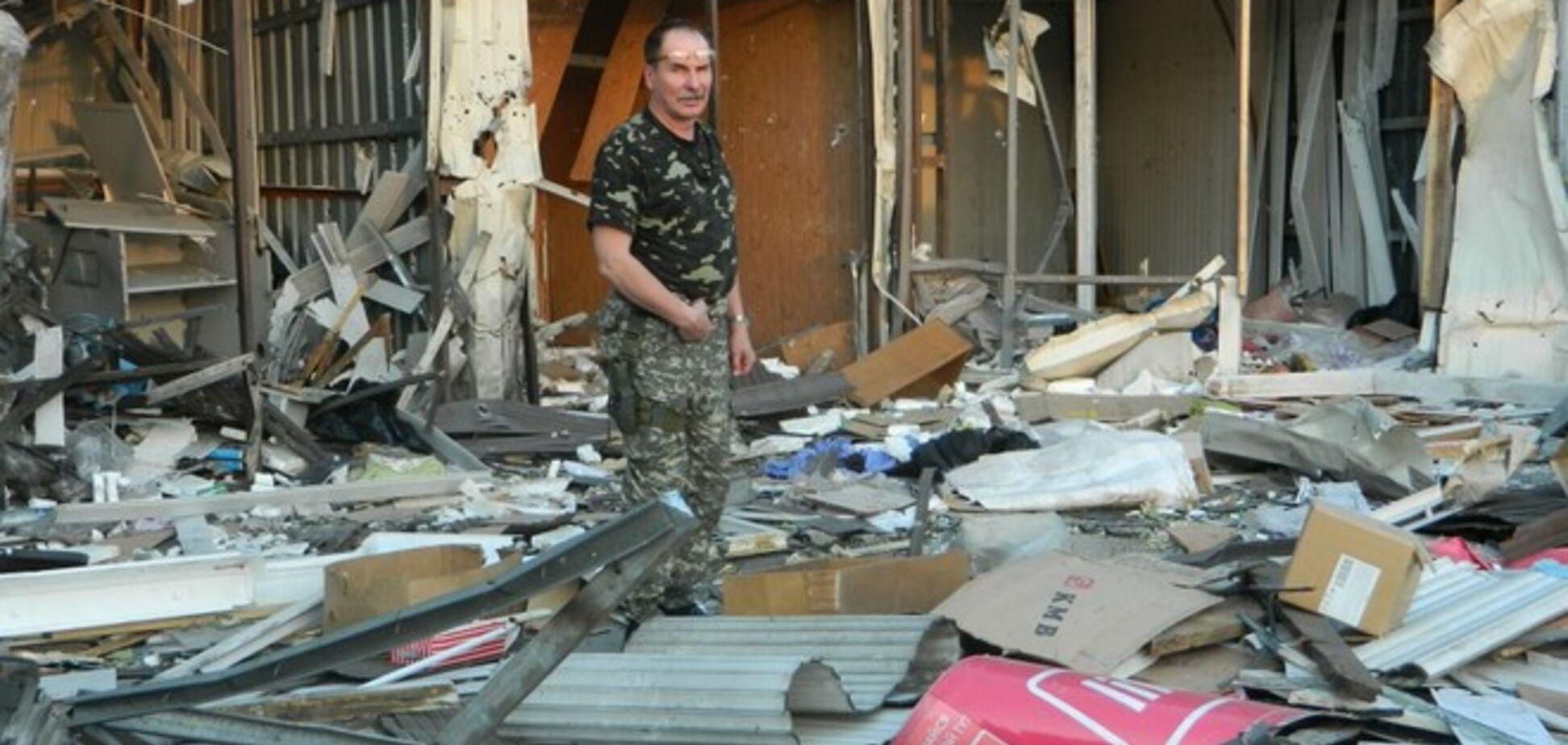 Обстрелы Донецка продолжаются: за сутки погибли трое мирных жителей