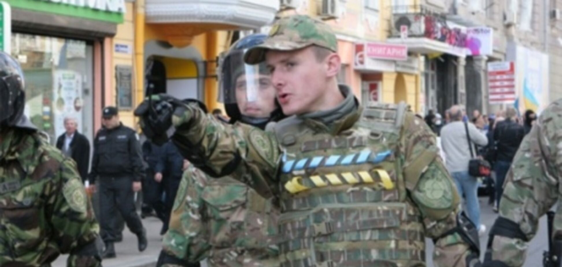 Мирный Харьков: в городе Нацгвардия, тяжелая техника, закрыты центральные станции метро