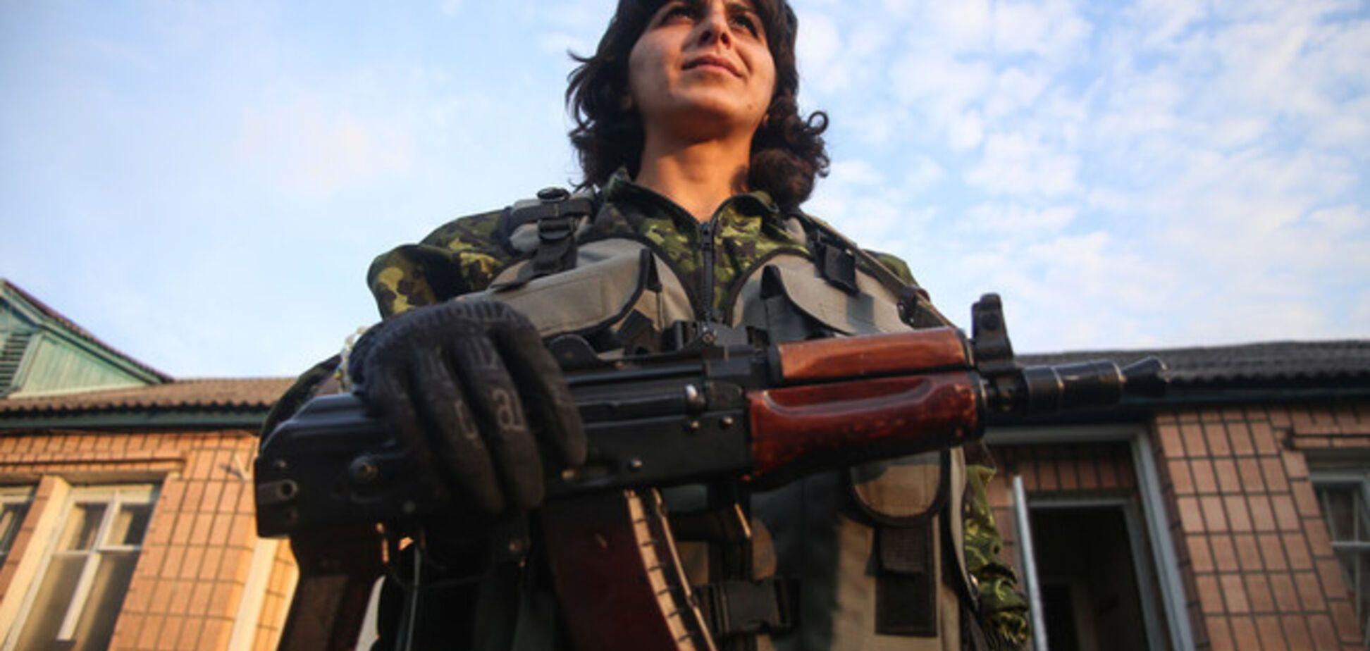 Украинские женщины в зоне АТО: активистка Майдана, журналистка и домохозяйка