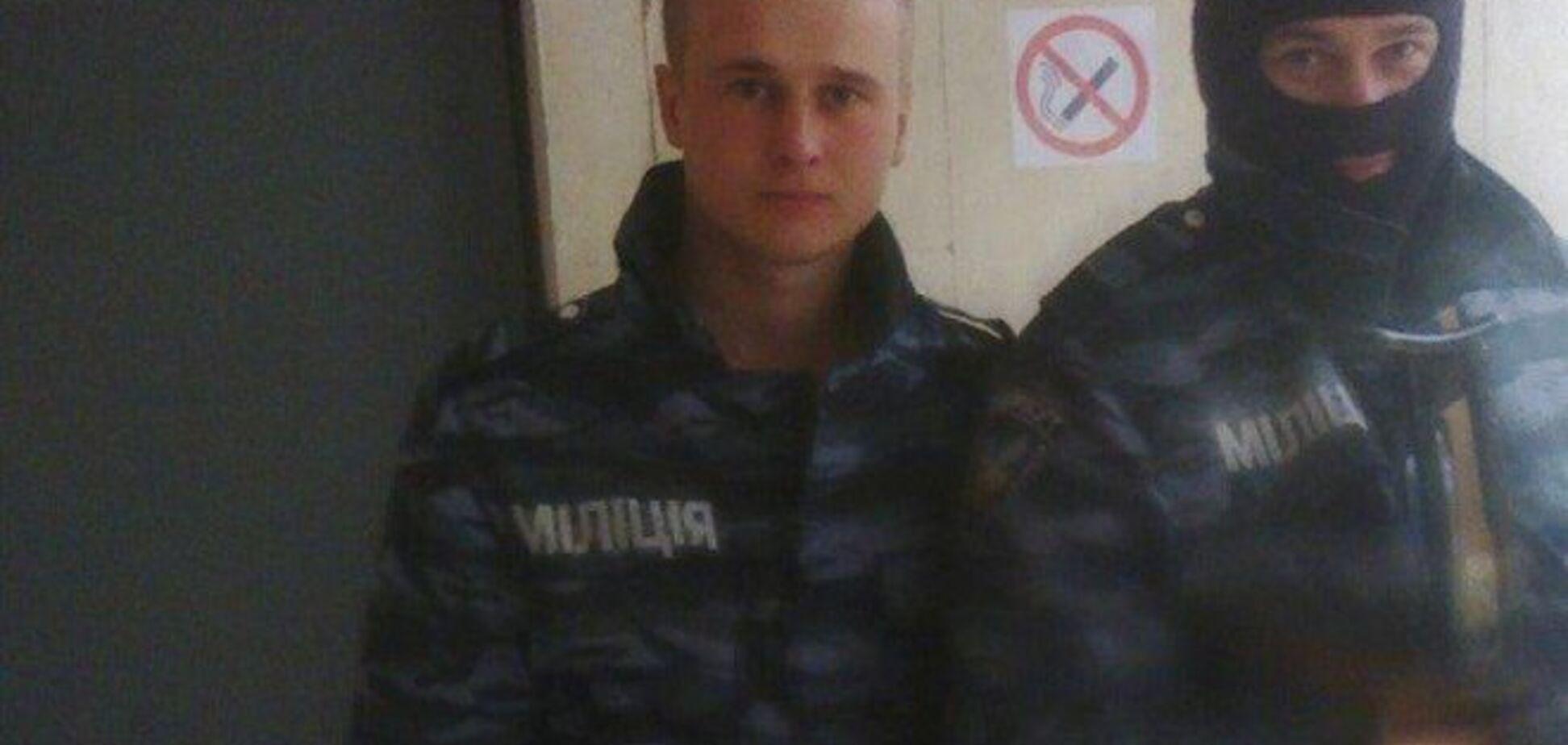 Російські військові взимку переодягалися в Беркут на Майдані в Києві