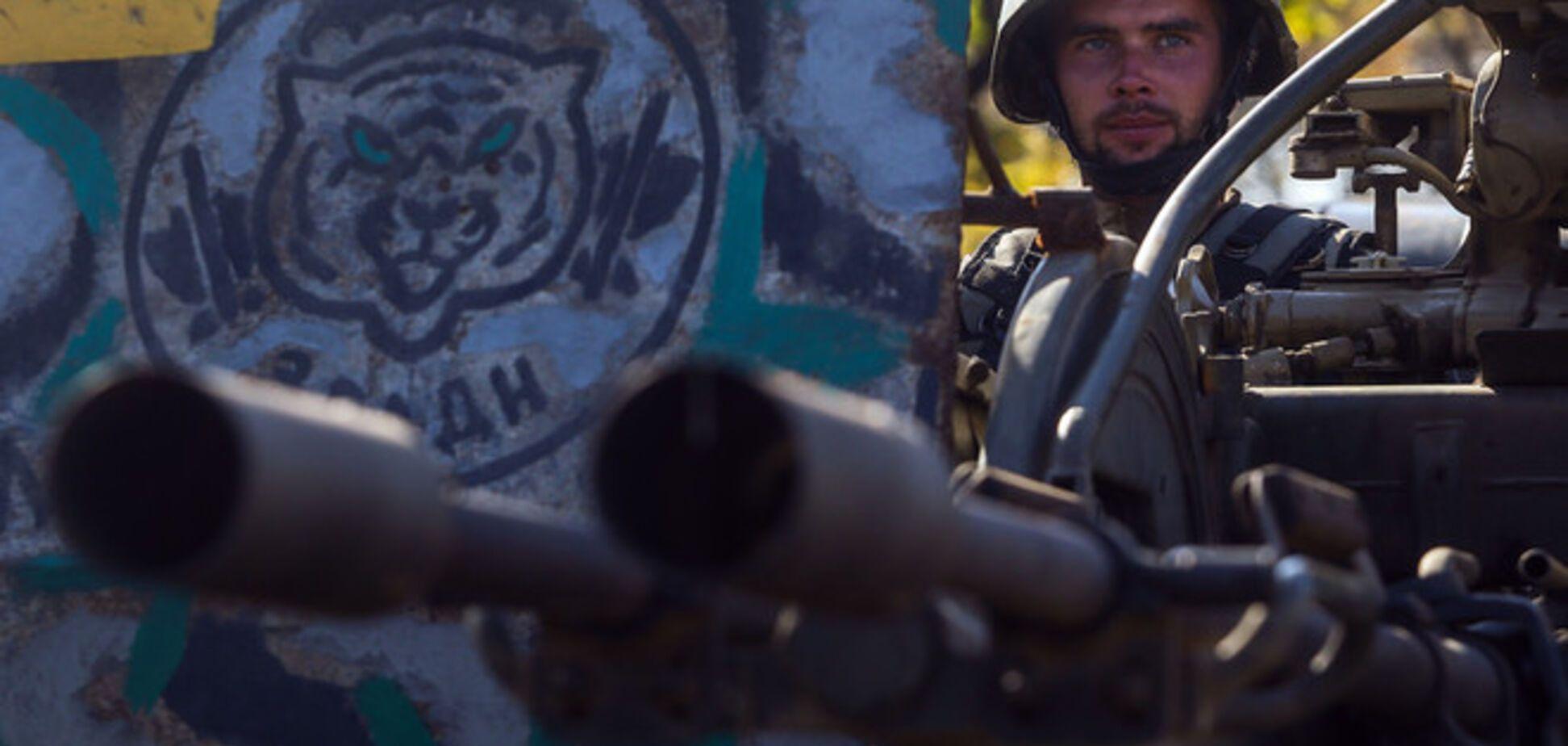 Проти українських воїнів на Донбасі використовують боєприпаси з керамічними осколками