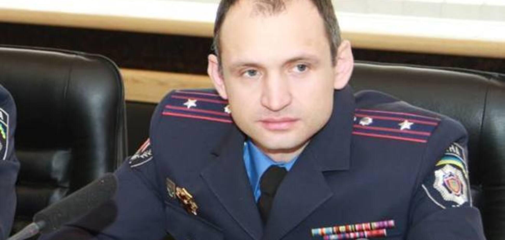 Херсонский губернатор допустил к гостайнам друга Захарченко – Одарченко