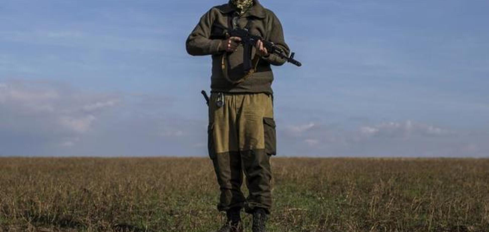 На стороне террористов на Донбассе воюет американец 'Хантер'
