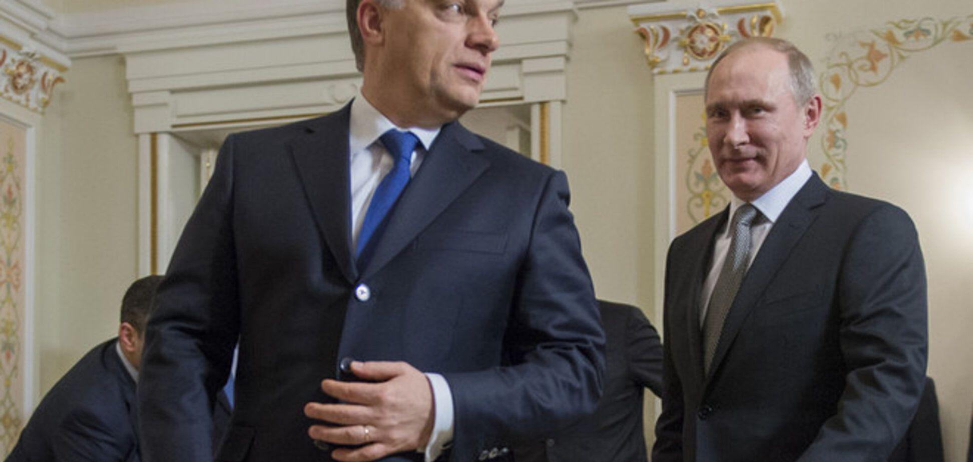 Премьера Венгрии уличили в тайном сговоре с Путиным – западные СМИ