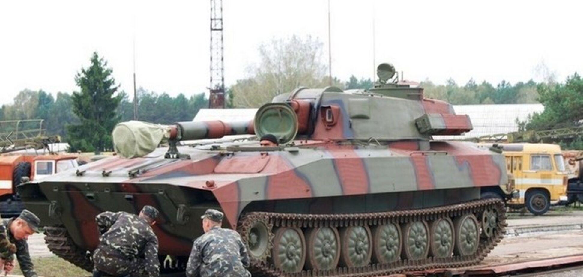 Для уничтожения террористов силам АТО передали 20 'Гвоздик': опубликованы фото