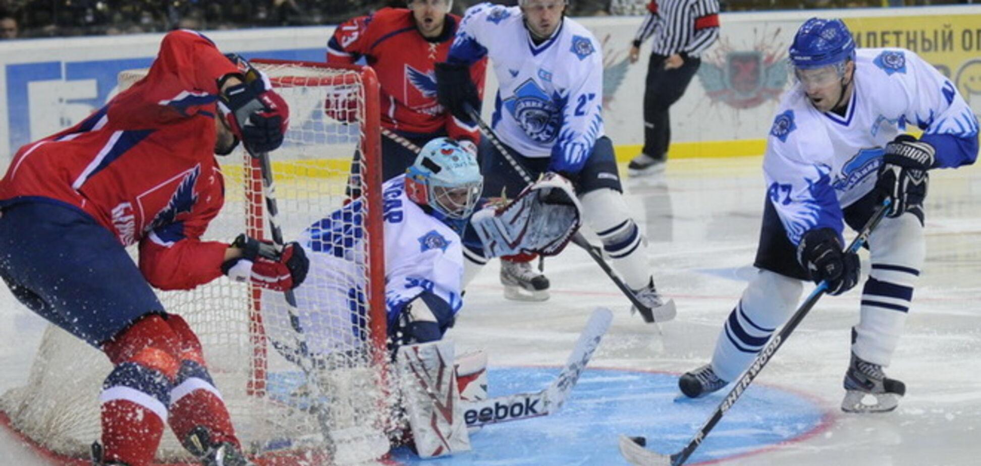 В Украине не хватает команд для розыгрыша чемпионата по хоккею