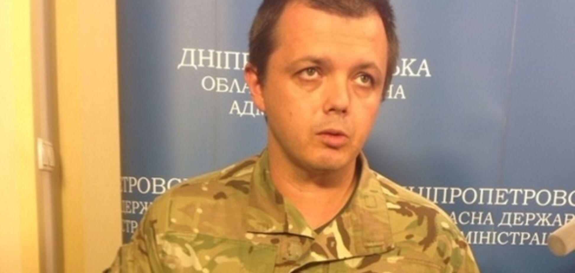 Из батальона 'Донбасс' ушли 20 бойцов из-за недоверия к комбату Семенченко