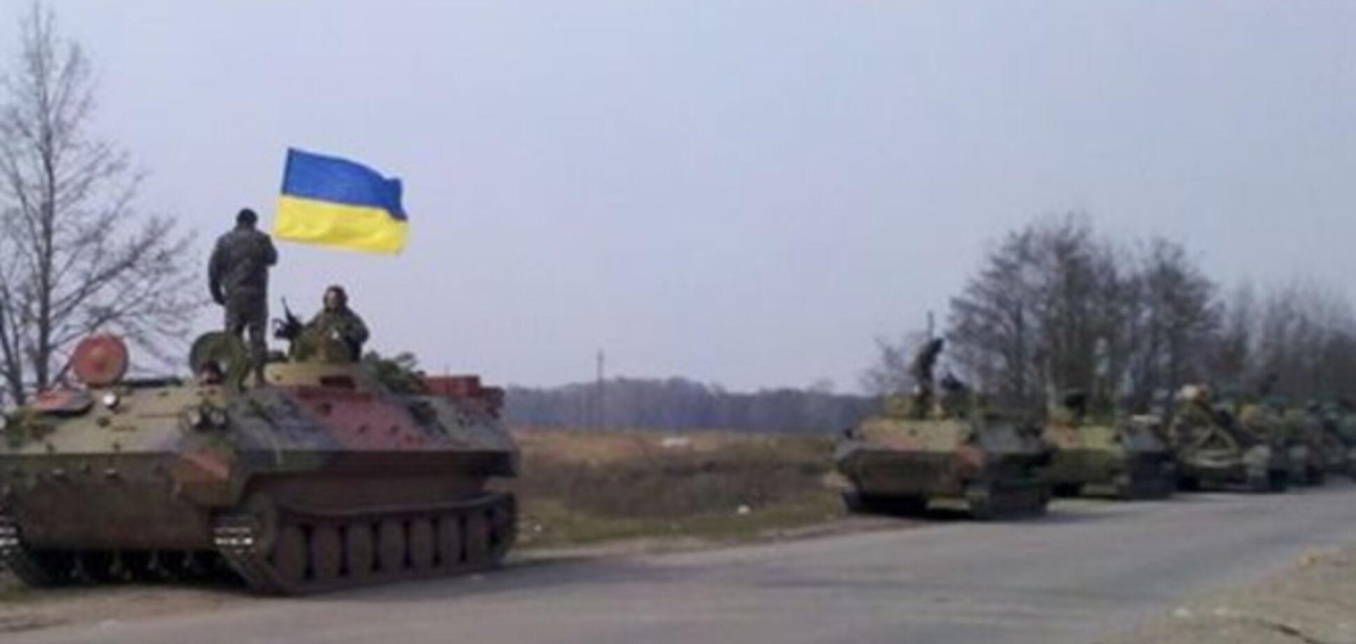 Українські війська відходять на північ Луганської області, а російські відводяться за Краснодон