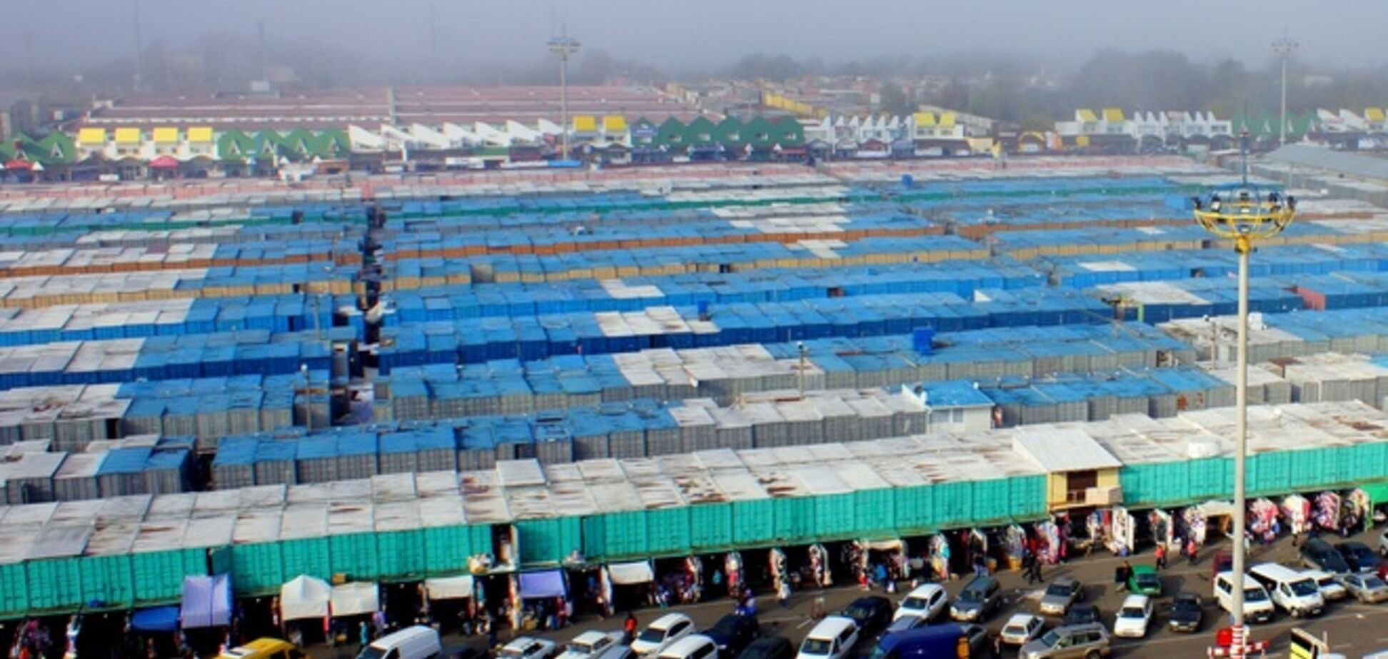 Попытки рейдерского захвата рынка '7-й километр' продолжаются