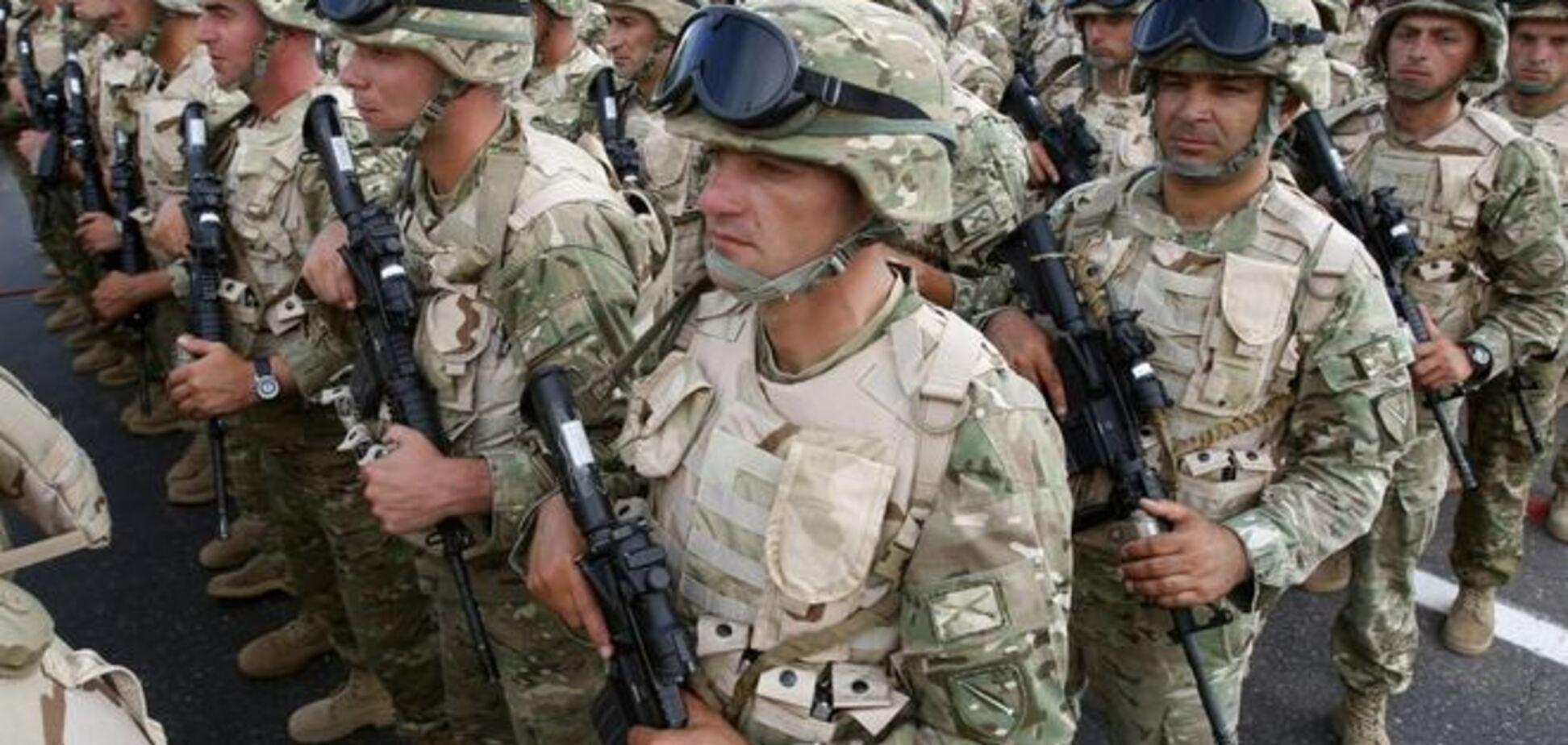 НАТО увеличивает численность корпуса 'Северо-Восток' на границе с Украиной