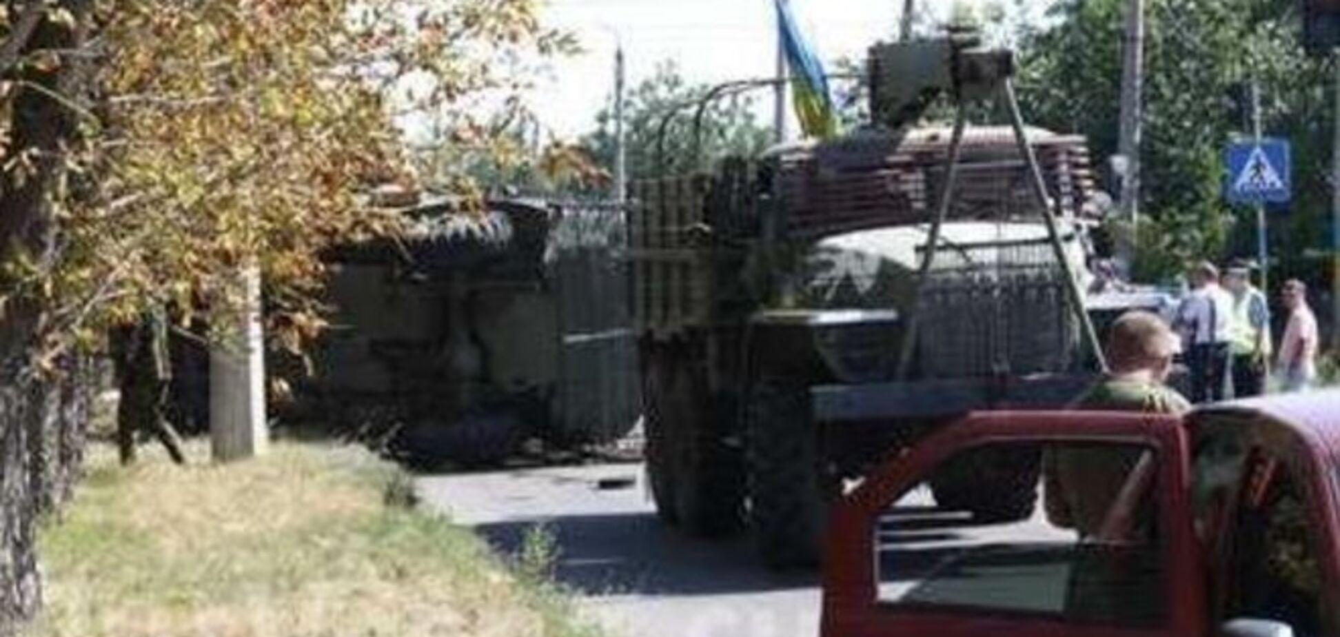 Десантники, погибшие в краматорском ДТП, спасли семью с маленьким ребенком