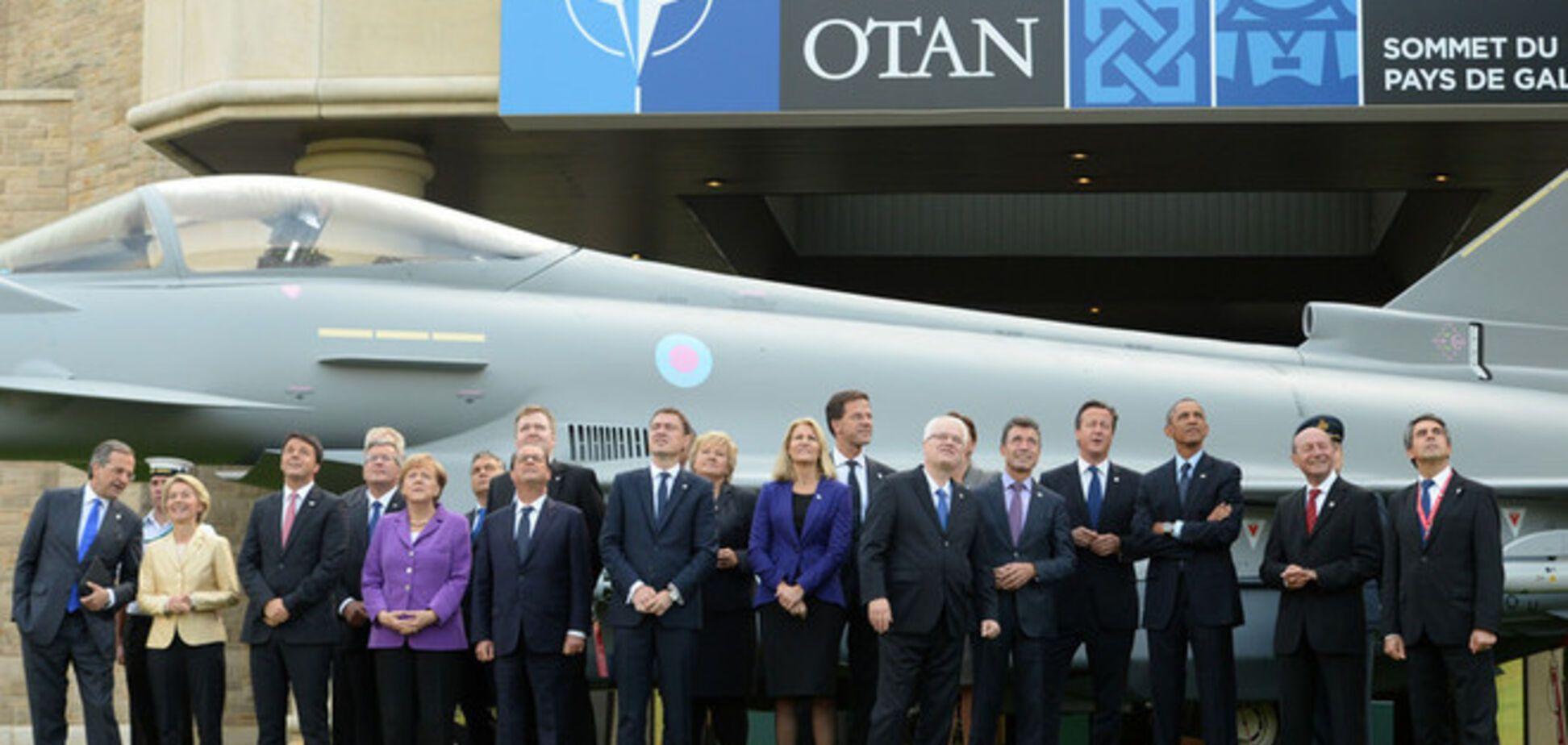 Семь стран НАТО подписали договор с прицелом на Россию