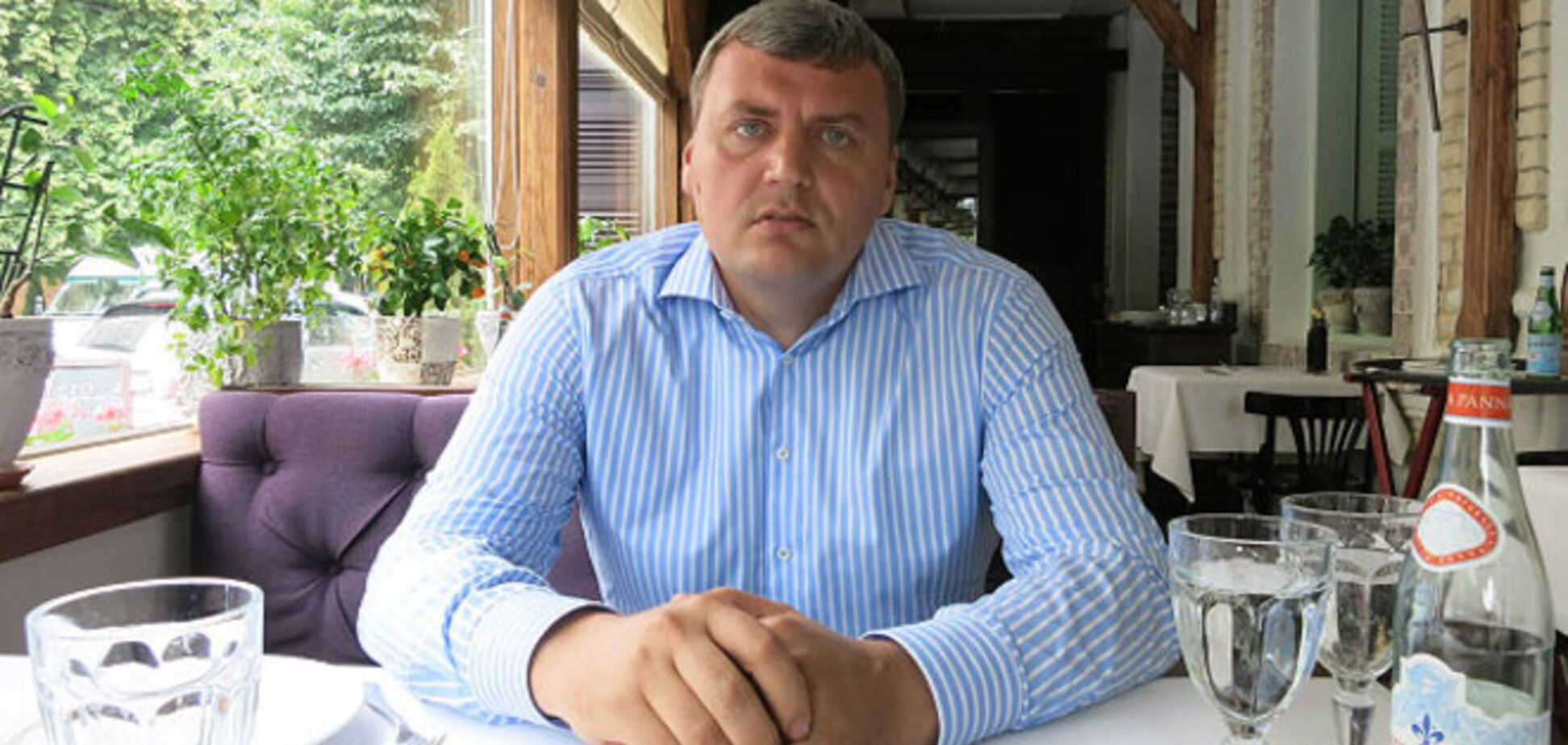 Киев во времена Попова под себя подмял ставленник Левочкина