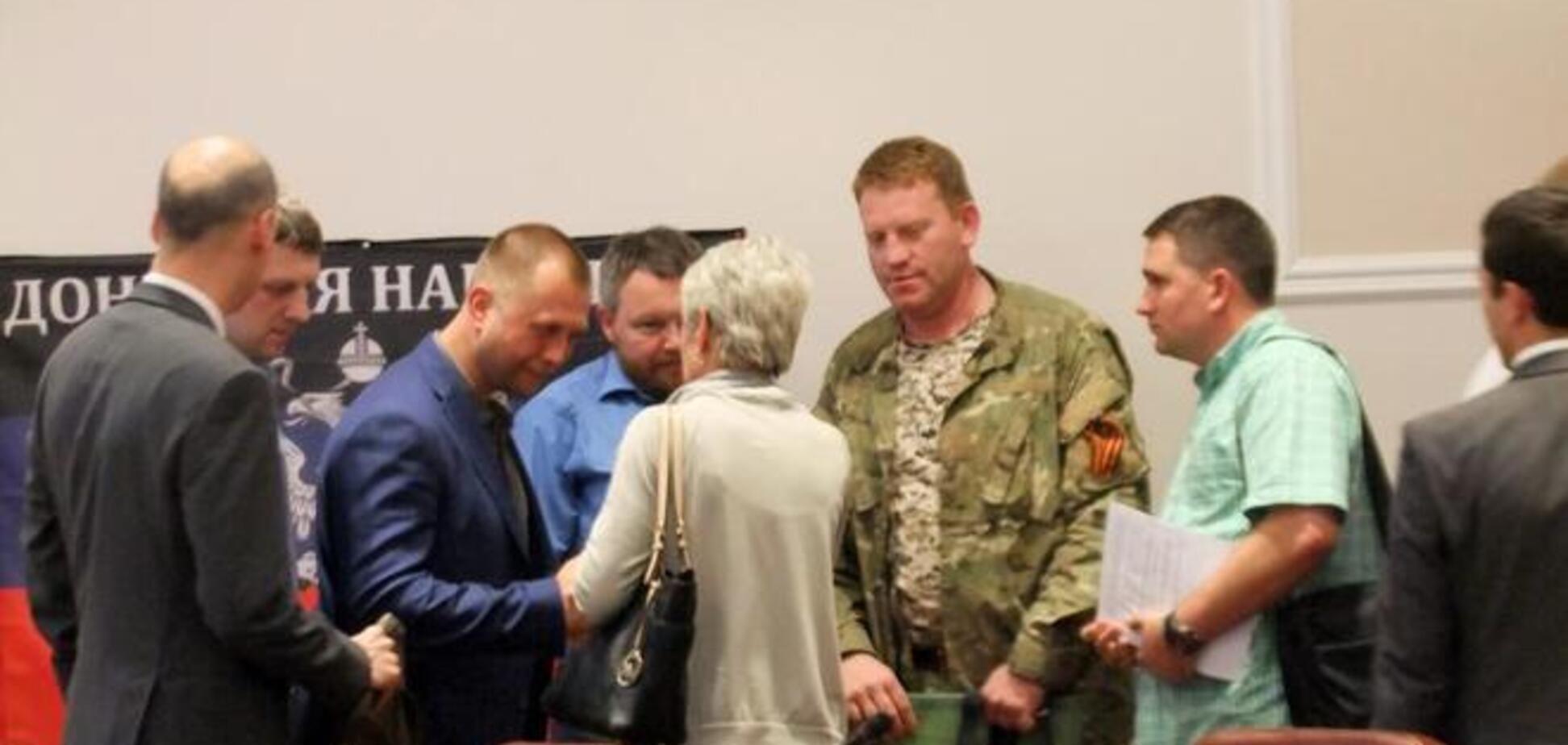 Участники трехсторонней контактной группы определили место встречи в Минске