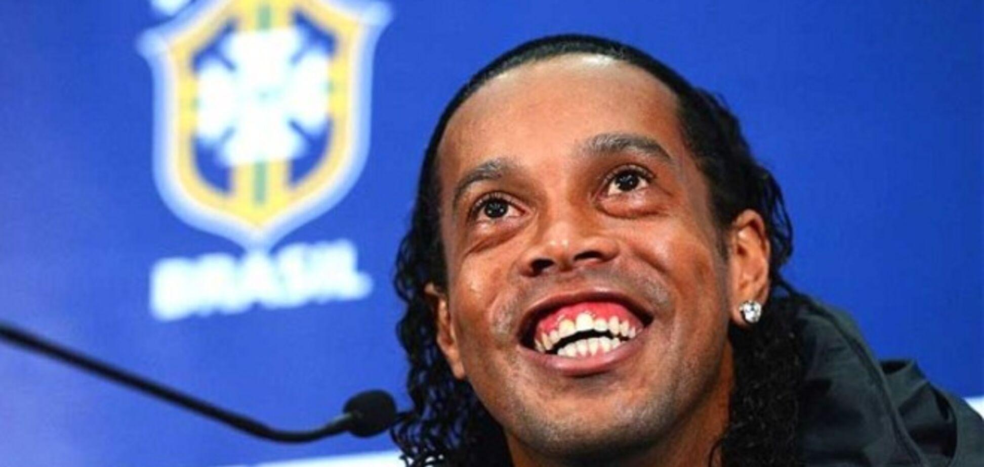 Роналдиньо наконец-то нашел новый клуб